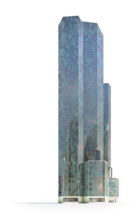 skyscraper 14 AM71 Archmodels