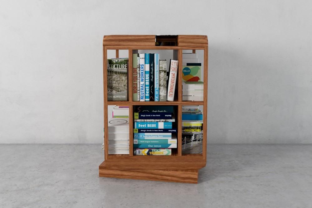 bookshelf 12 am179
