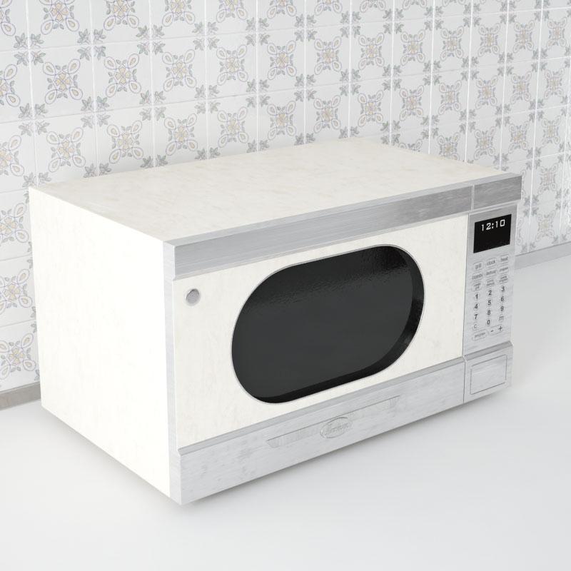 microwave 12 am143