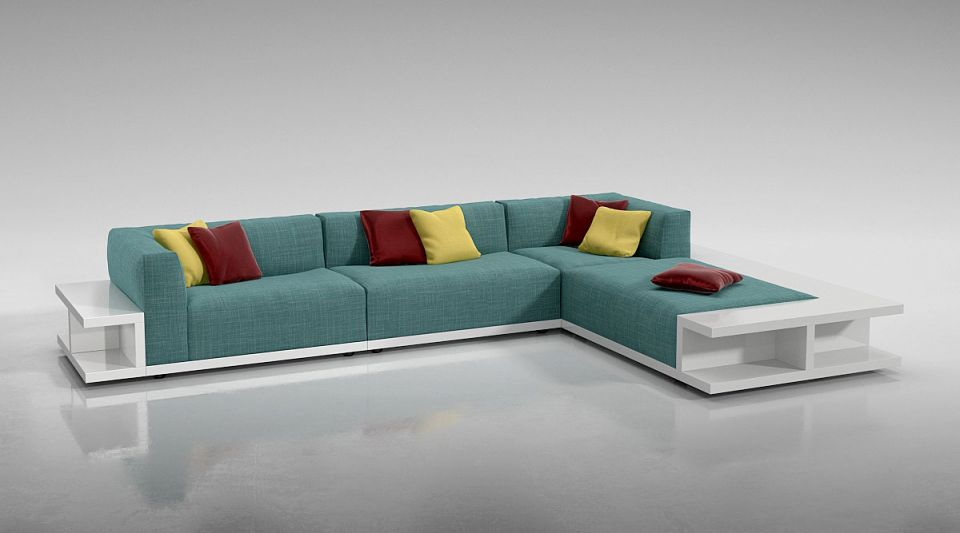 furniture 6 set 2 AM129 Archmodels