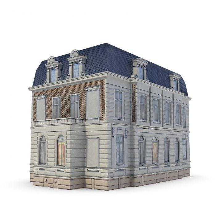building 37 AM62 Archmodels