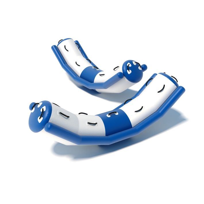 inflatable water toy 39 AM94 Archmodels