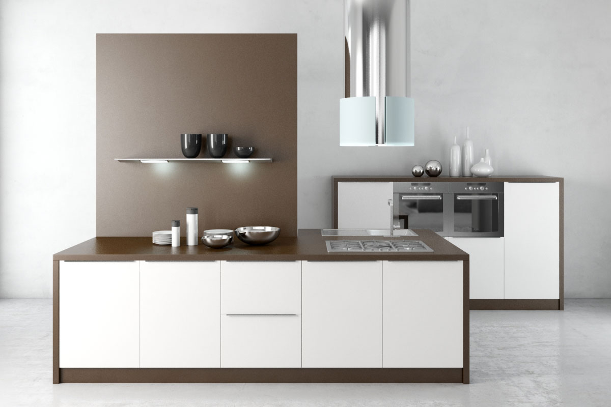 Archmodels vol 137 max c4d obj fbx collection for Model kitchen photo