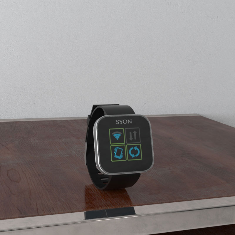 smart watch 32 AM156 Archmodels