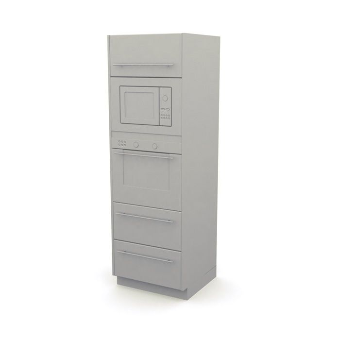 kitchen furniture 100 AM10 Archmodels