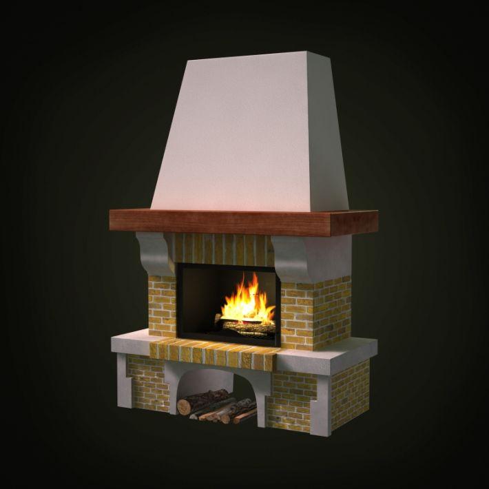 fireplace 40 am97