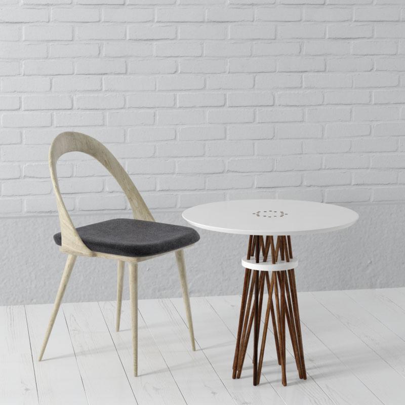 furniture 46 AM157 Archmodels