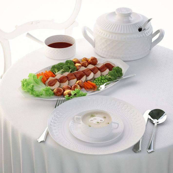 porcelain set 08 am108