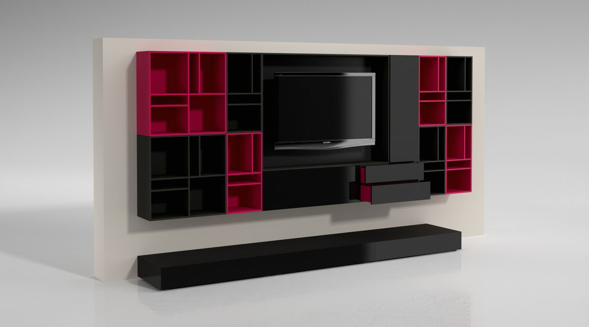 furniture 45 AM144 Archmodels