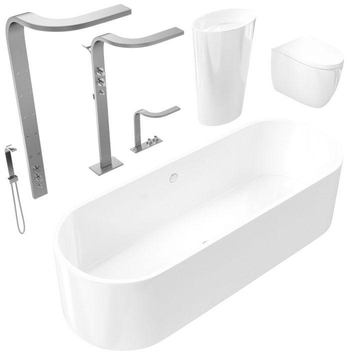 bathroom fixtures 36 AM127 Archmodels