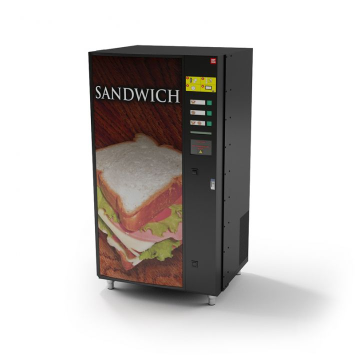 sandwich vending machine 20 AM87