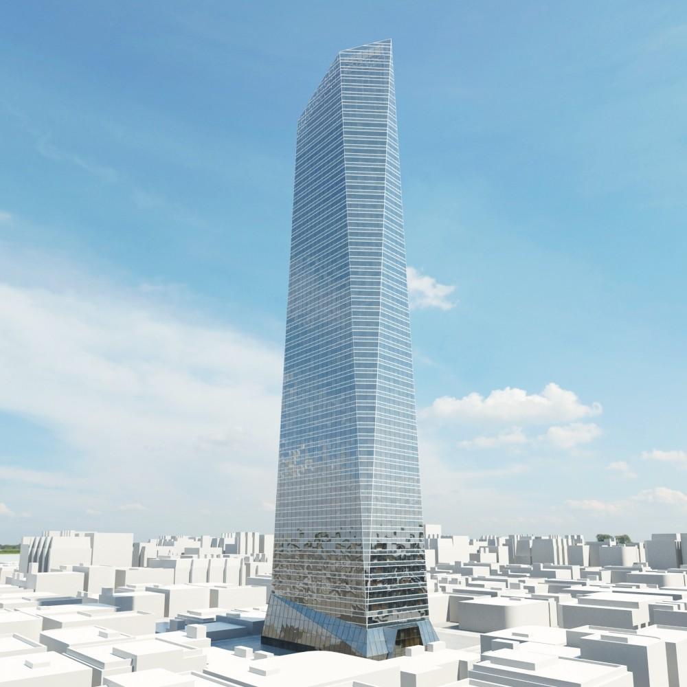 38 skyscraper