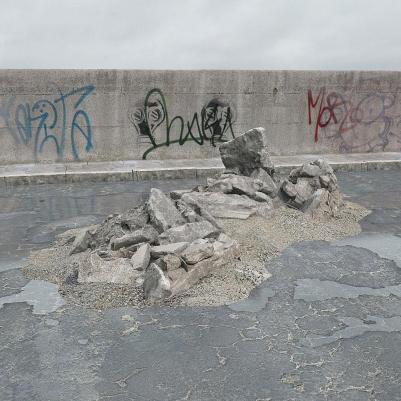 rubble 49 AM165 Archmodels