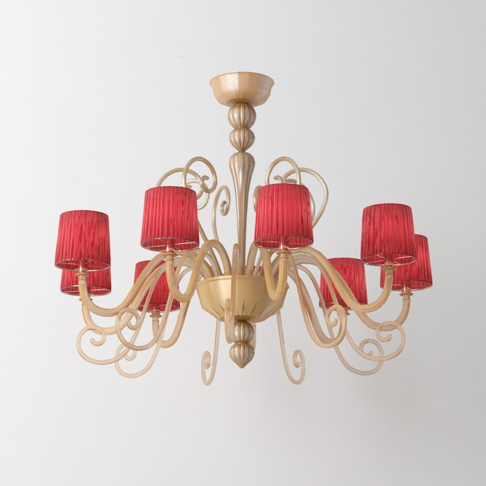 chandelier 45 AM175 Archmodels