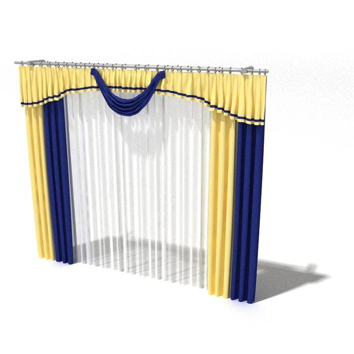 curtain 34 AM60 Archmodels
