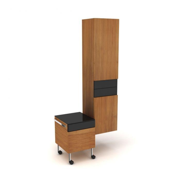bathroom furniture set 44 AM56 Archmodels