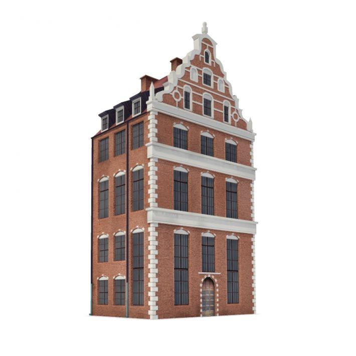 building 26 AM62 Archmodels