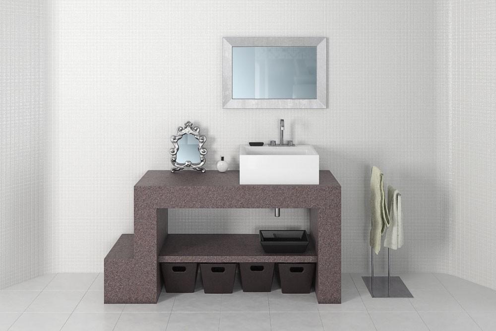 Bathroom furniture 22 AM168 Archmodels