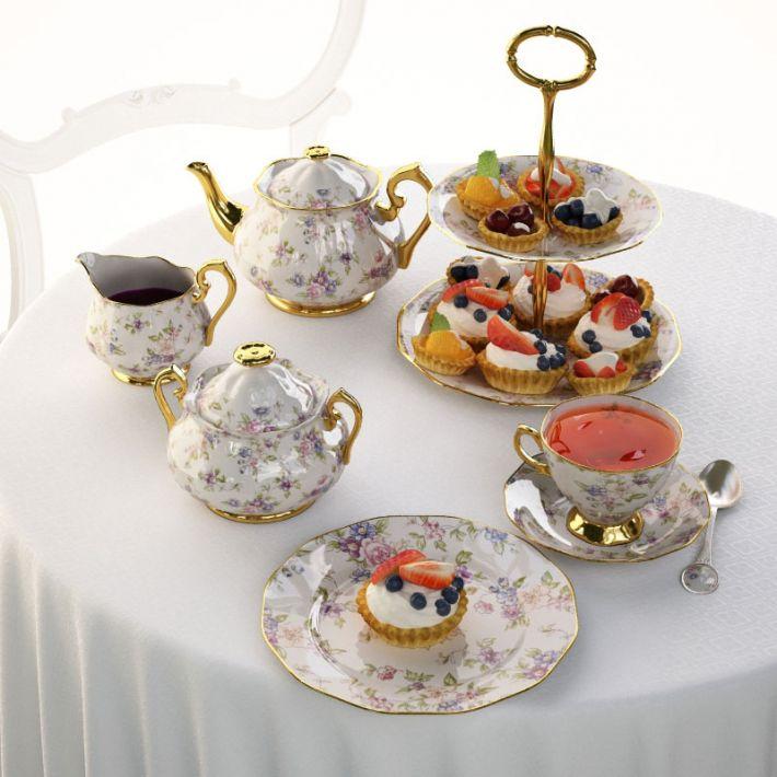 porcelain set 12 am108