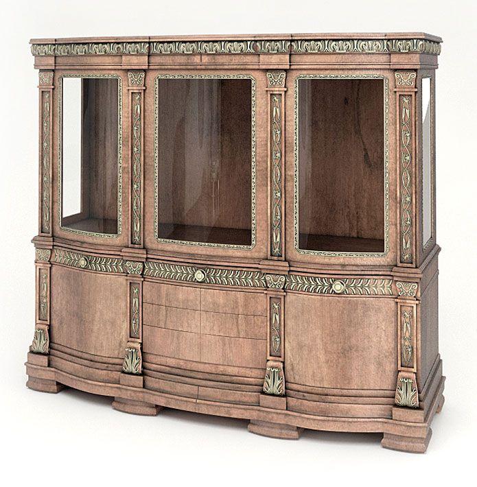 American furniture 17 AM65 Archmodels
