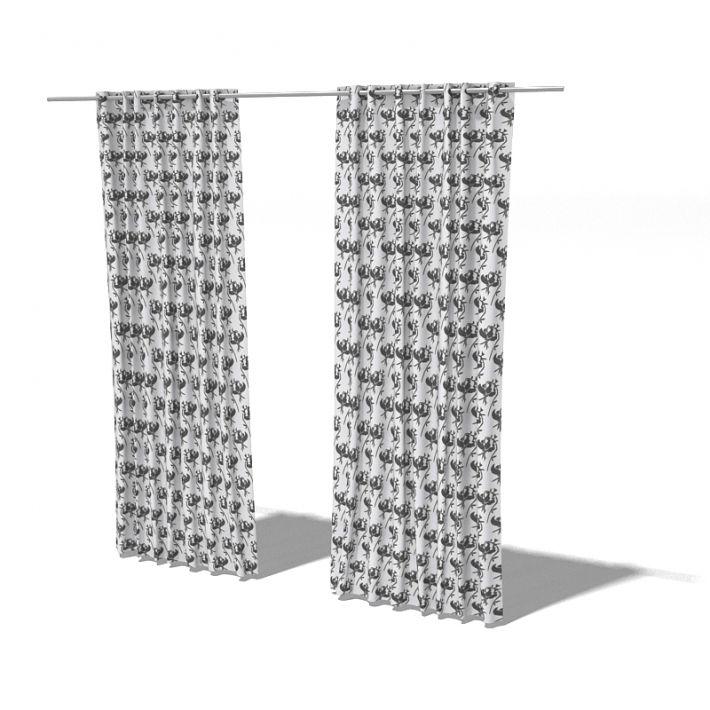 curtain 17 AM60 Archmodels