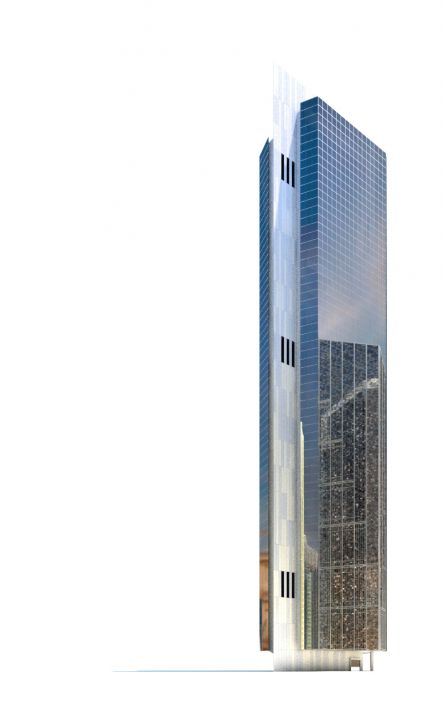 skyscraper 58 AM71 Archmodels
