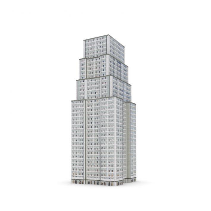 building 50 AM62 Archmodels
