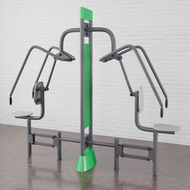 Gym equipment 30 AM169 Archmodels