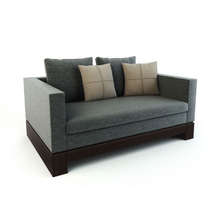 sofa 56 AM125 Archmodels