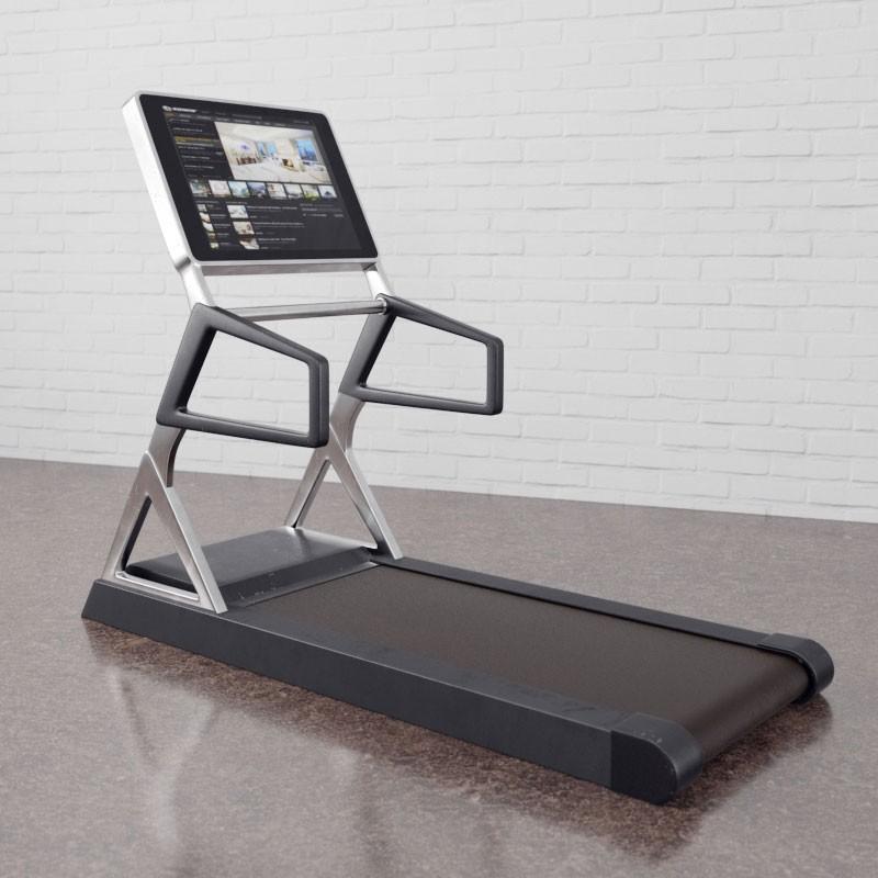 Gym equipment 27 AM169 Archmodels