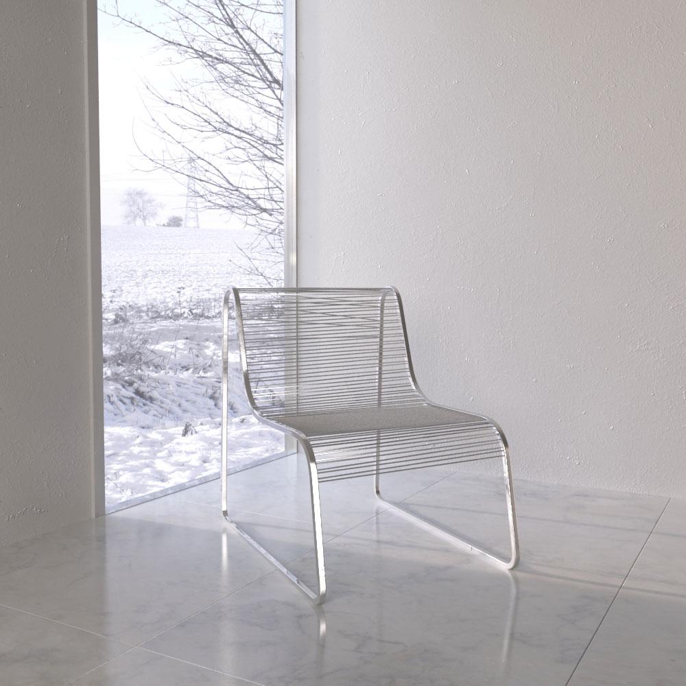 chair 130 AM147 Archmodels