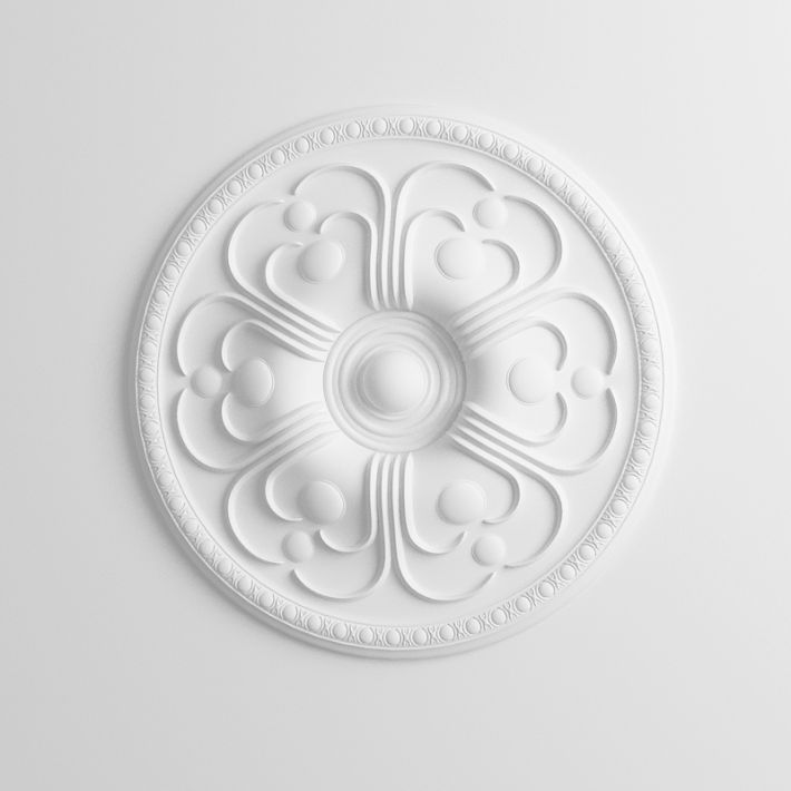 ornament 62 AM79 Archmodels