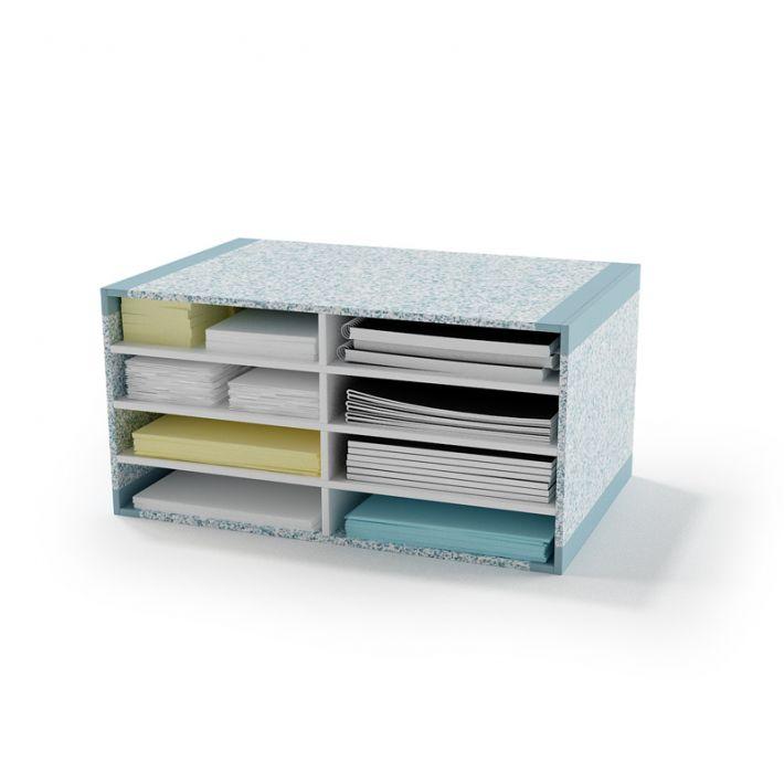 notebook shelf 39 AM87 Archmodels