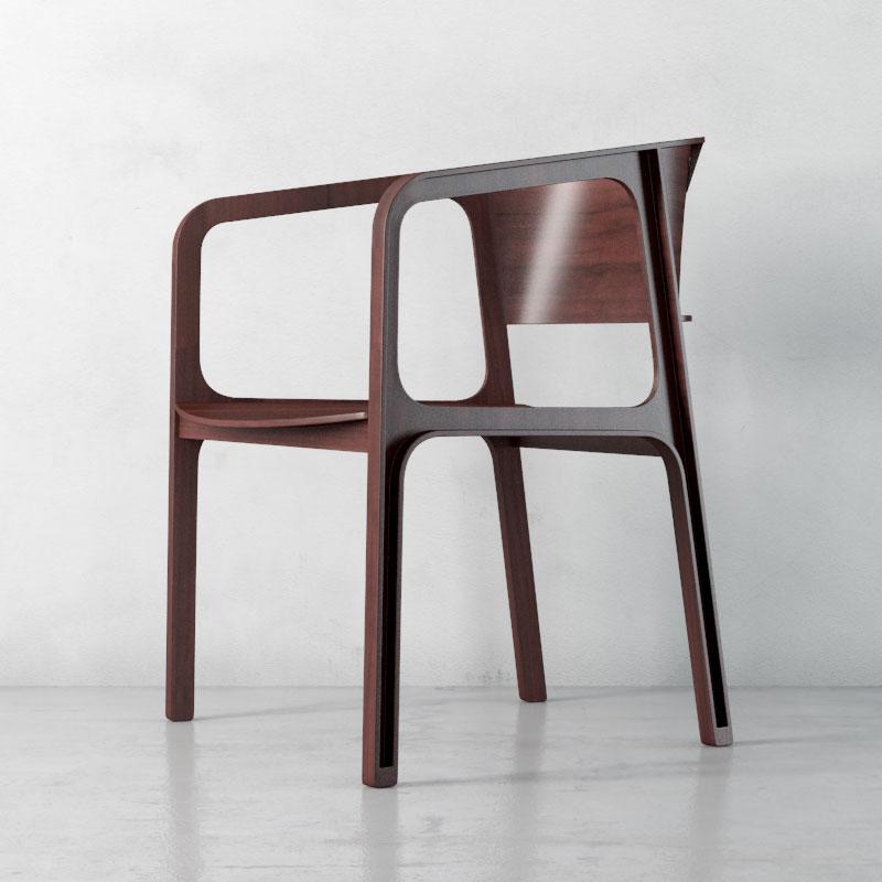 chair 19 AM135 Archmodels
