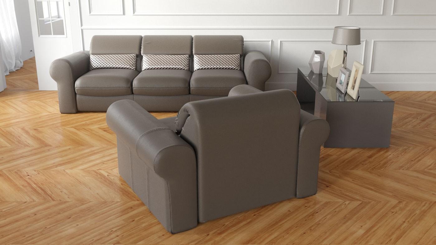 Furniture 8 AM167 Archmodels