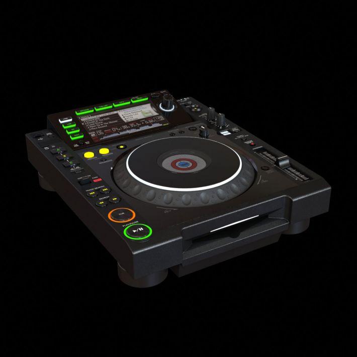 dj system 58 AM104 Archmodels