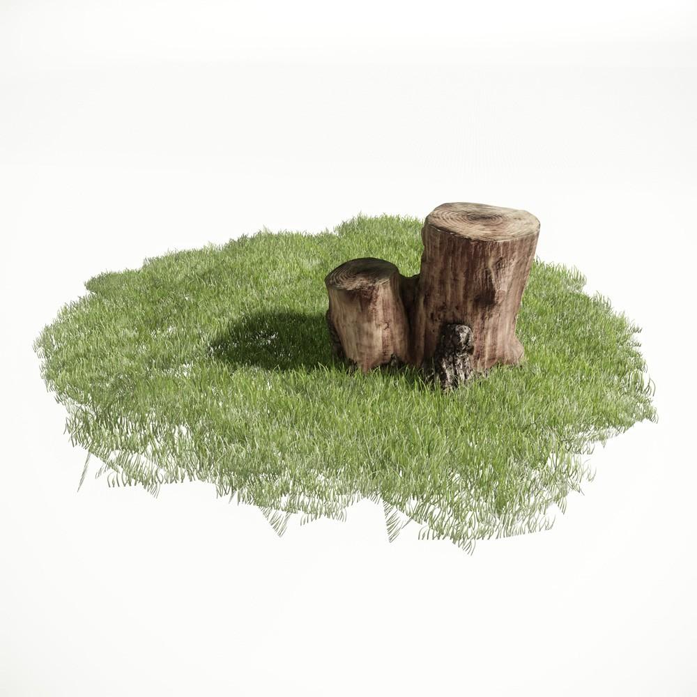Stump 57 AM1 for CryEngine Archmodels