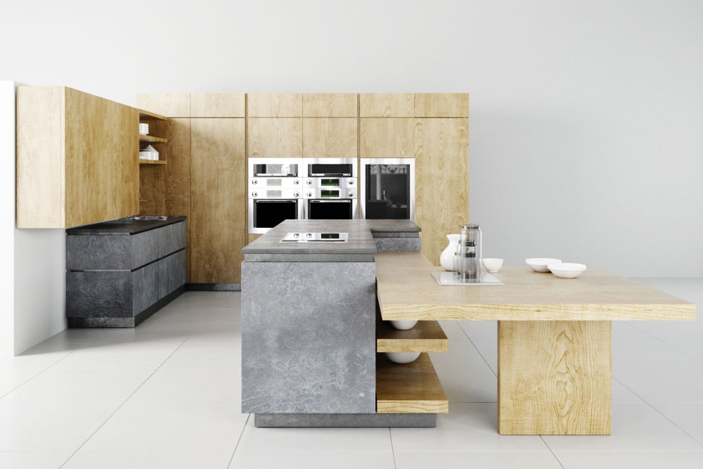 Kitchen 22 AM166 Archmodels