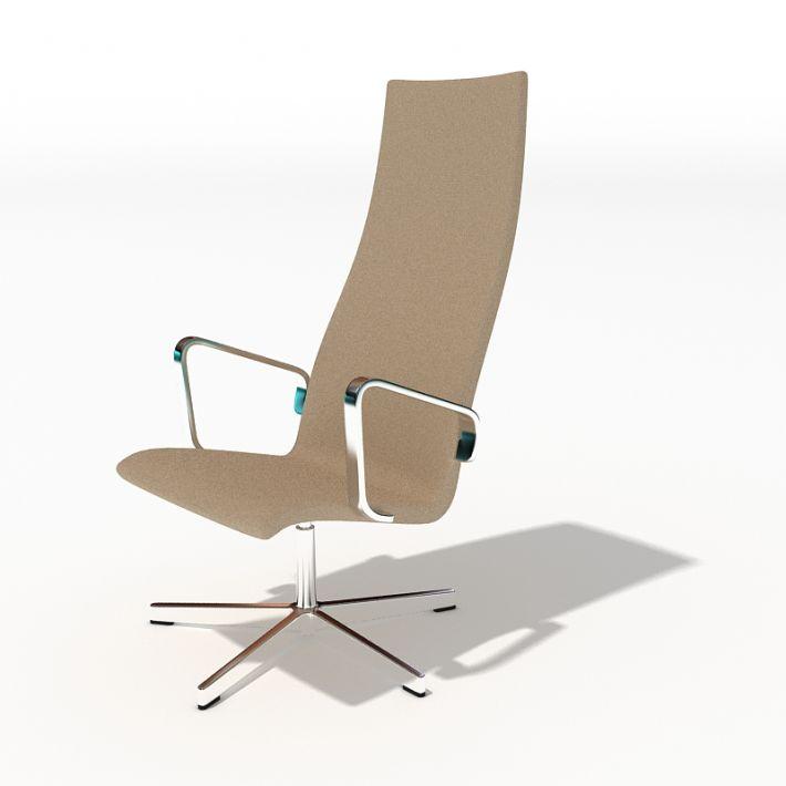 chair 48 AM45 Archmodels