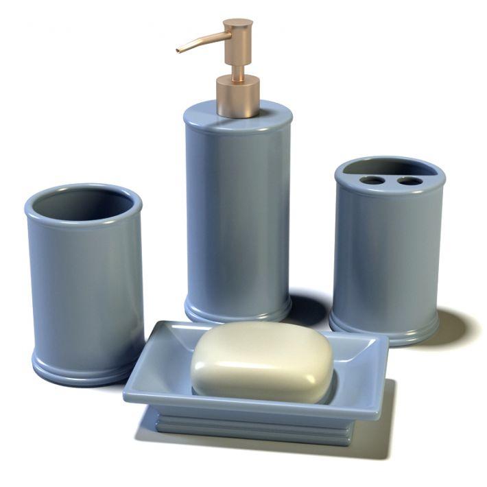 bathroom gadgets 26 AM46 Archmodels