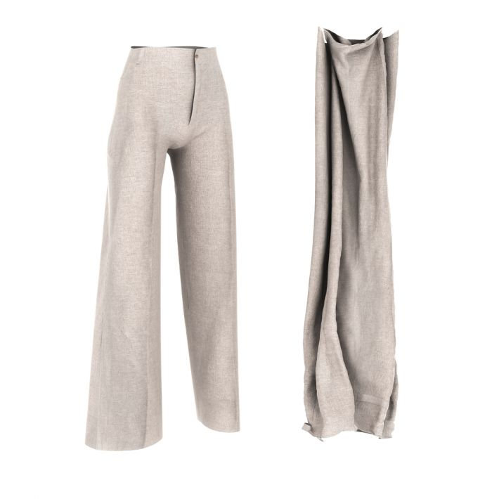 trousers 21 AM102 Archmodels