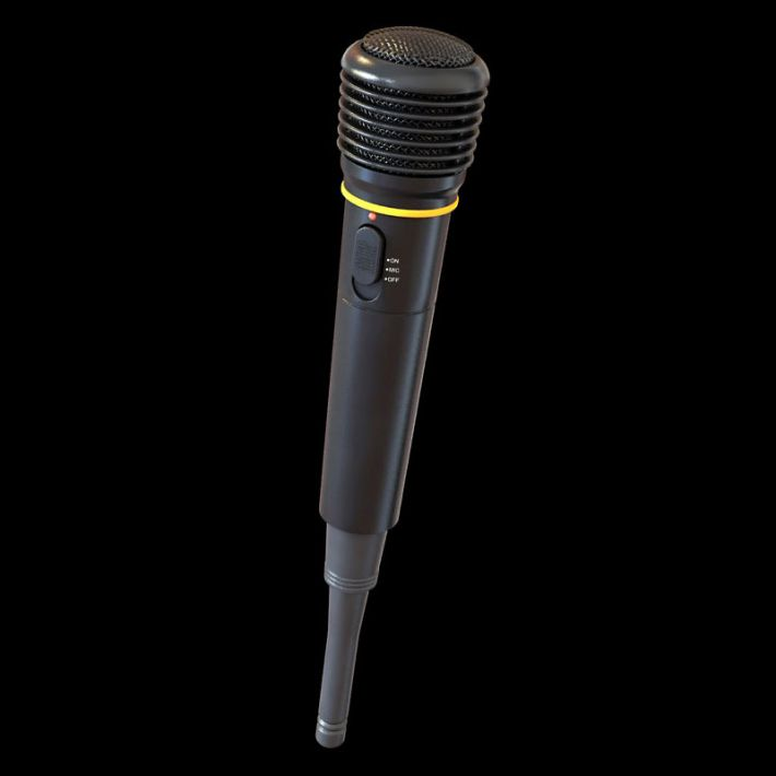 microphone 42 AM104 Archmodels