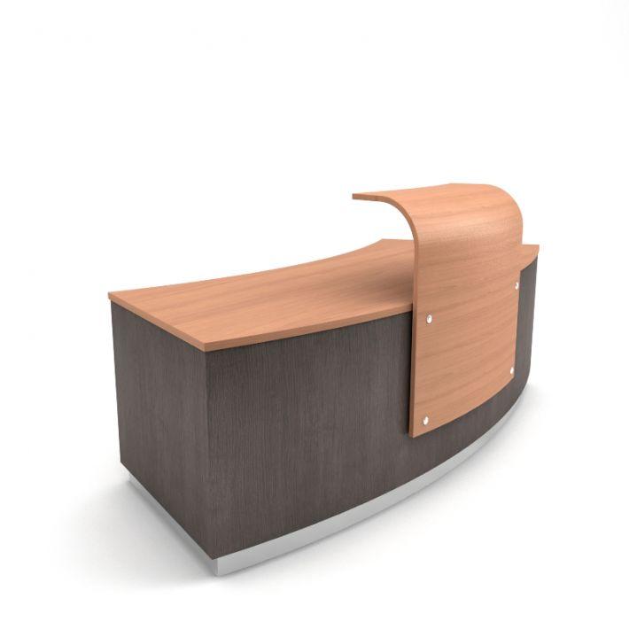 reception desk 3 AM89 Archmodels