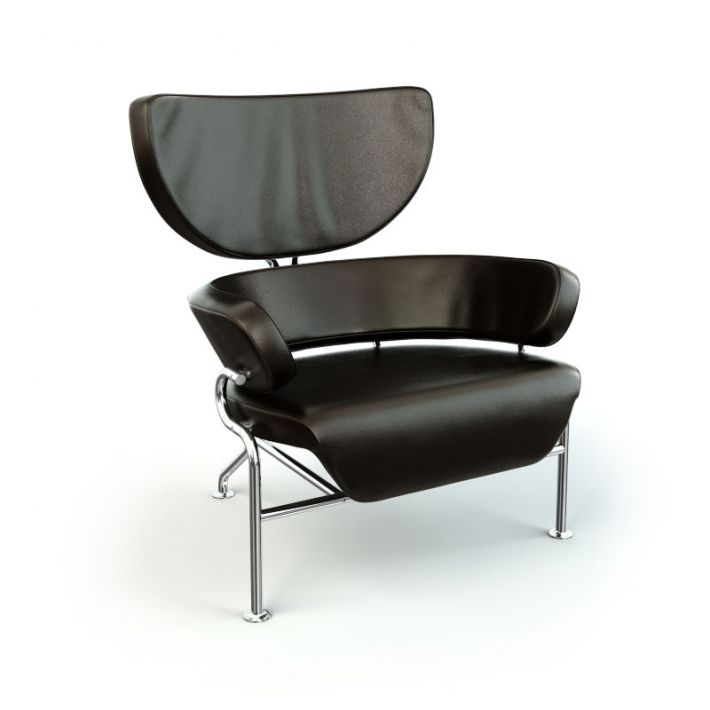 armchair 49 AM125 Archmodels
