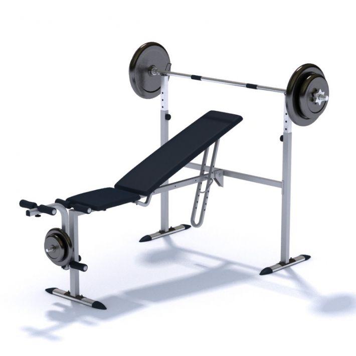 sport equipment 42 AM27 Archmodels