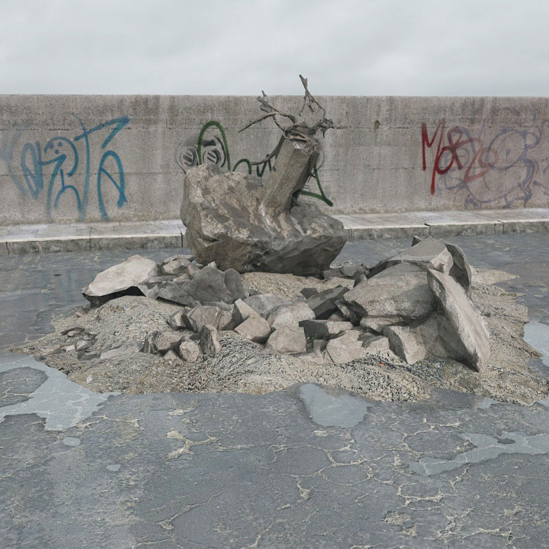 rubble 056 am165