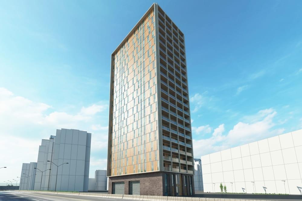 Building 56 AM203 Archmodels