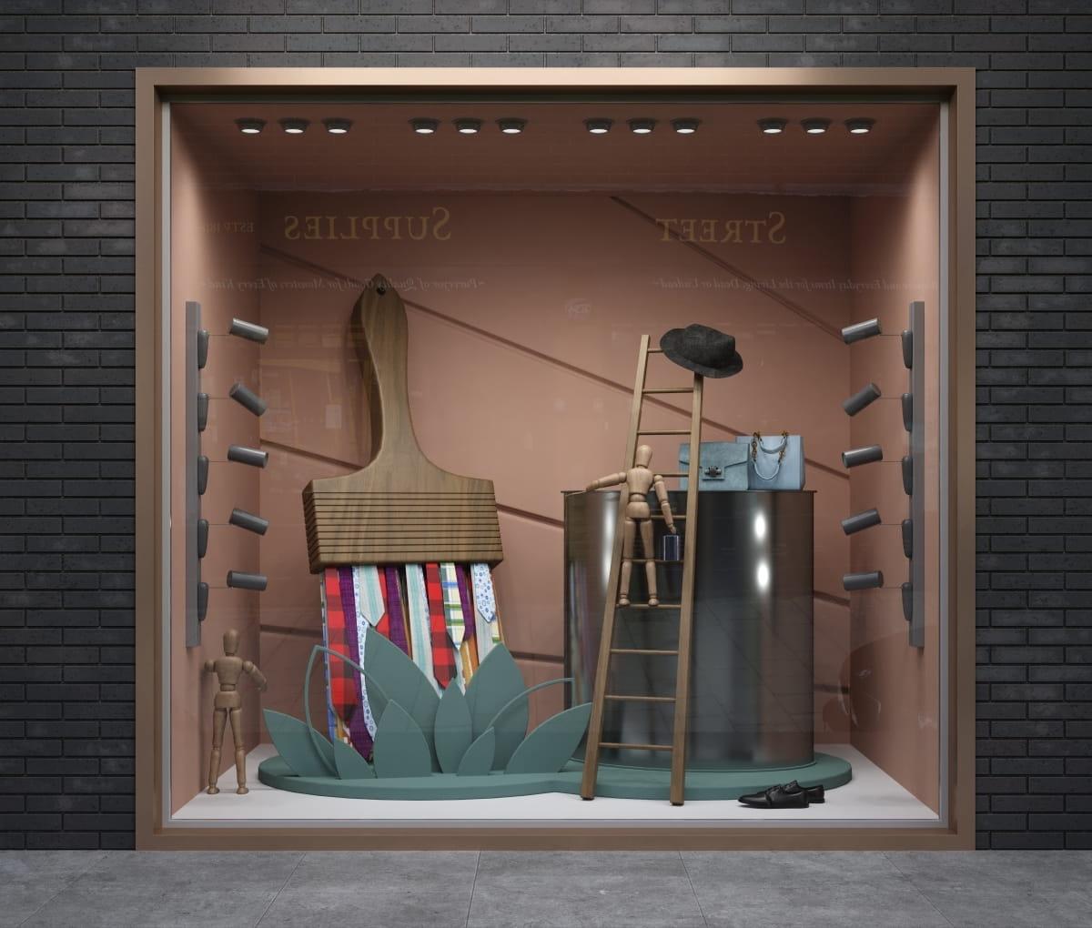 shop exposition 7 AM206 Archmodels