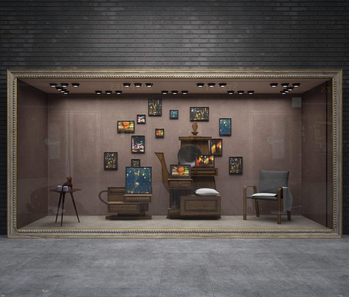 shop exposition 28 AM206 Archmodels