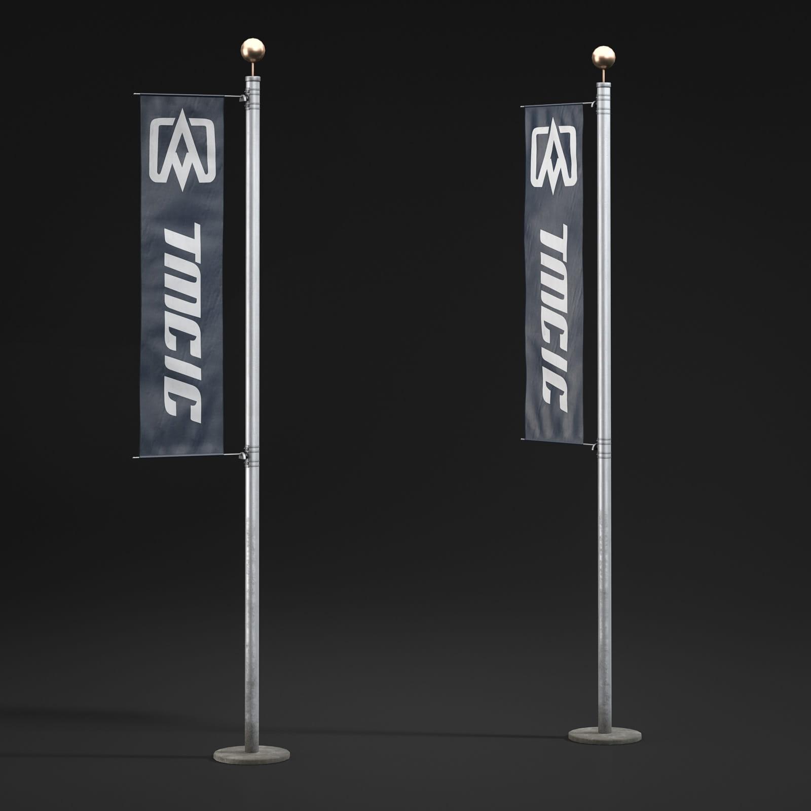 flags 17 AM211 Archmodels